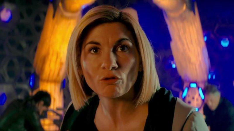Доктор Кто Doctor Who Тизер 13 го сезона