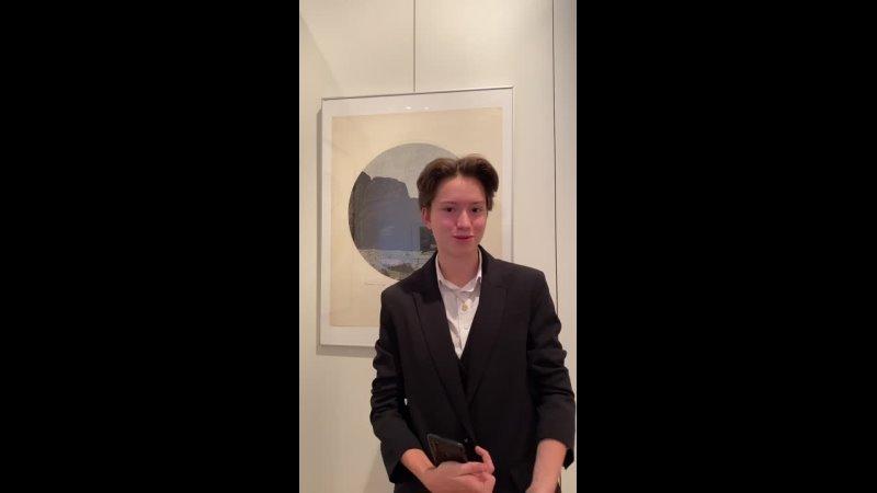 Видео от Галерея Мольберт