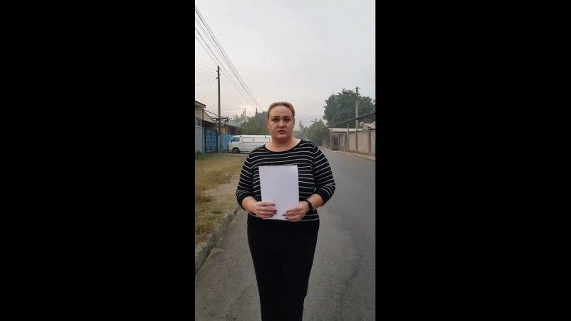Видео от Гражданский патруль дороги Казахстана