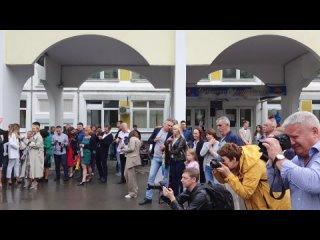 Video từ Пресс-Центр Акценты. Школа 1358. Москва