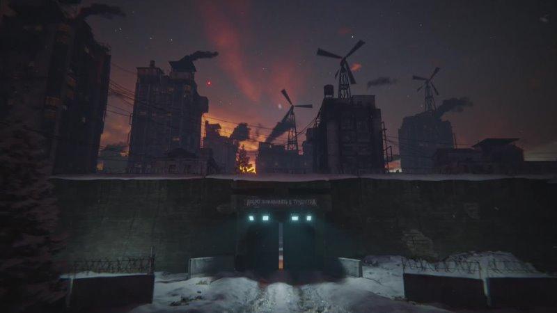Видео от ATOM RPG Трудоград