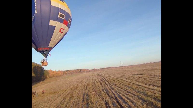 Видео от Полет на воздушном шаре Екатеринбург Три Короля