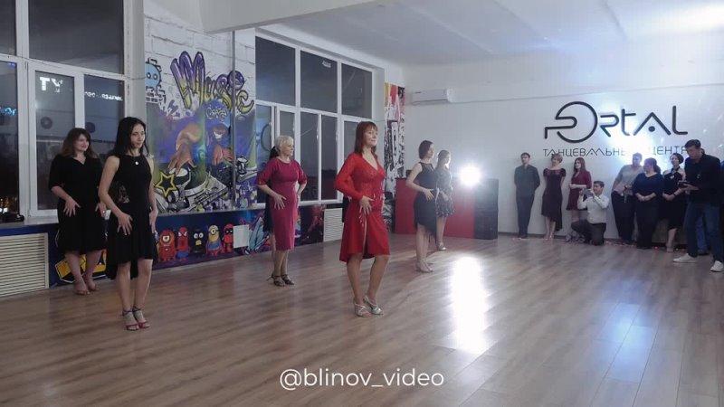 Видео от Аргентинское танго в Астрахани Tango Amor