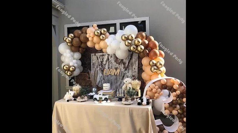 150 шт кремовые персиковые Матовые Белые хромированные золотые