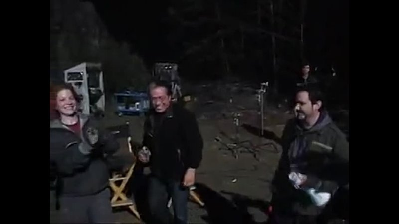 Last Day of BSG shooting The Plan