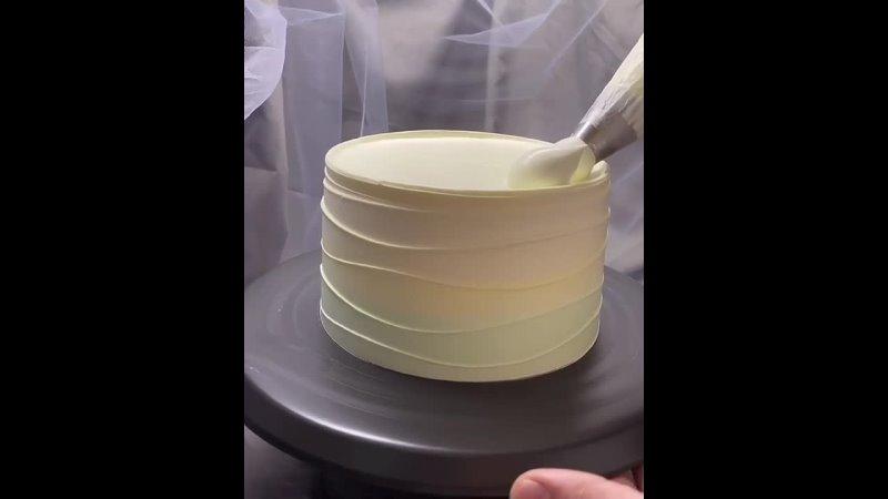 Невероятный декор торта Больше рецептов в группе Десертомания