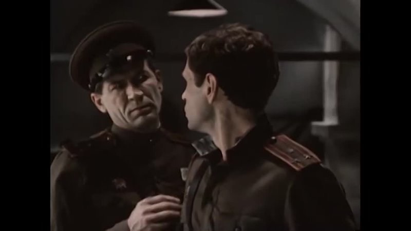 Батальоны просят огня 4 серия 1985 г