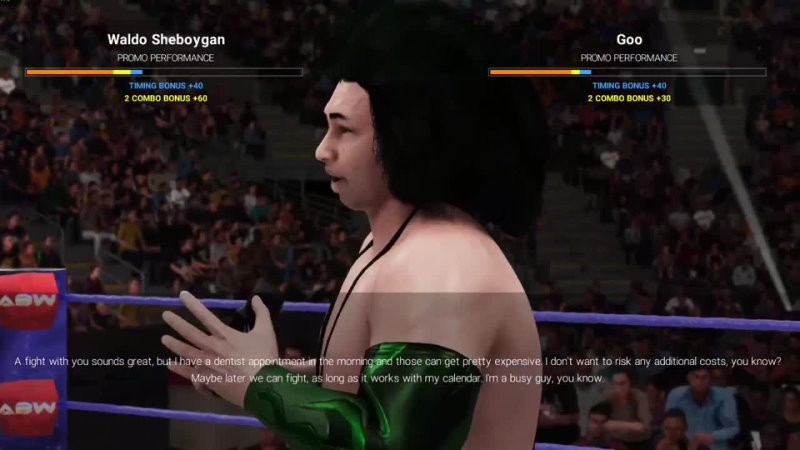 ABW Mayhem WEEK 41 WWE 2K19 CUSTOM UNIVERSE MODE CUSTOM THEMES ARENAS CHARACTERS SHOWS