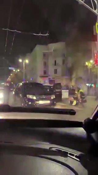 ???? В Севастополе пьяный водитель пытался скрыться от полицейской погони   На видео с места задержания... [читать продолжение]