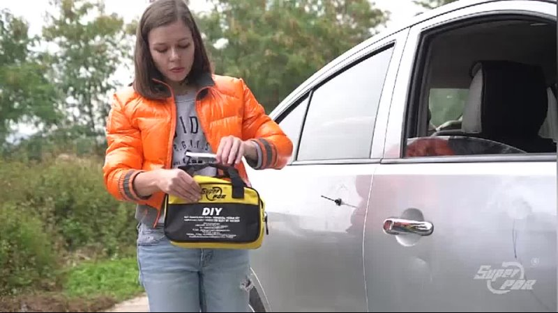 Super PDR Auto Paintless Dent Repair Tools set