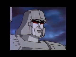 Transformers G1 More Than Meets the Eye, Part 1  Season 1 E01