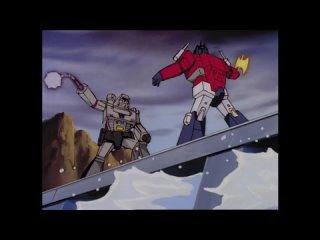 Transformers G1 More Than Meets the Eye, Part 2. Season 1, E02