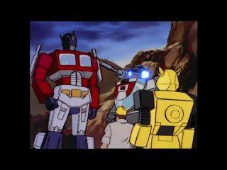 Transformers G1 More Than Meets the Eye, Part 3  Season 1 E03