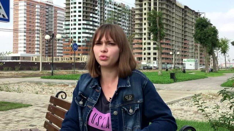 ЖК Россинский Парк жилой комплекс в новом районе Краснодара
