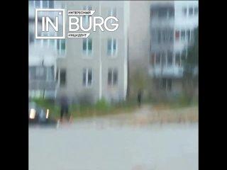 В Екатеринбурге неизвестный переехал мужчину Инцид...