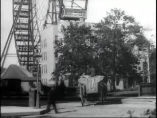 Архивная съемка — Чикаго, 1895 год
