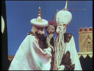 А что у нас в театре (Новоселье)  2 серии 1974