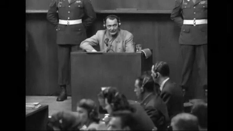 Hermann Goering 15 10 1946 В этот день обергруппенфюрер СС Герман Геринг покончил жизнь самоубийством