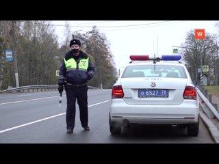 Семь перевозчиков-нелегалов и одного пьяного водит...