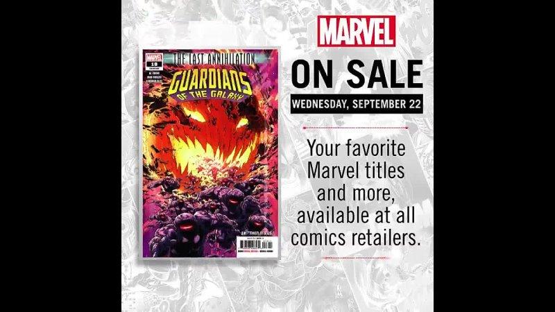 Next Week Comics 22 ое сентября 2021