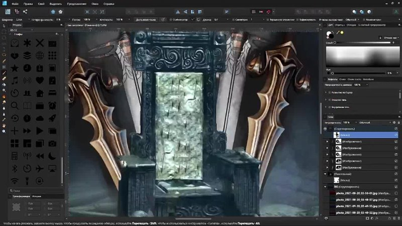 Видео от Миры Лилеи ✧ Dark Fantasy