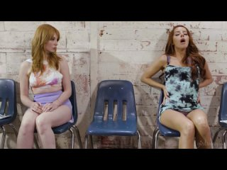 Lacy Lennon, Vanna Bardot - Seeing Red Not YOU Again!! [Lesbian]