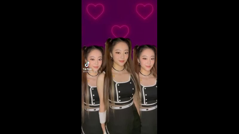 210917 Kim Minseo @ TikTok teenage girls 11
