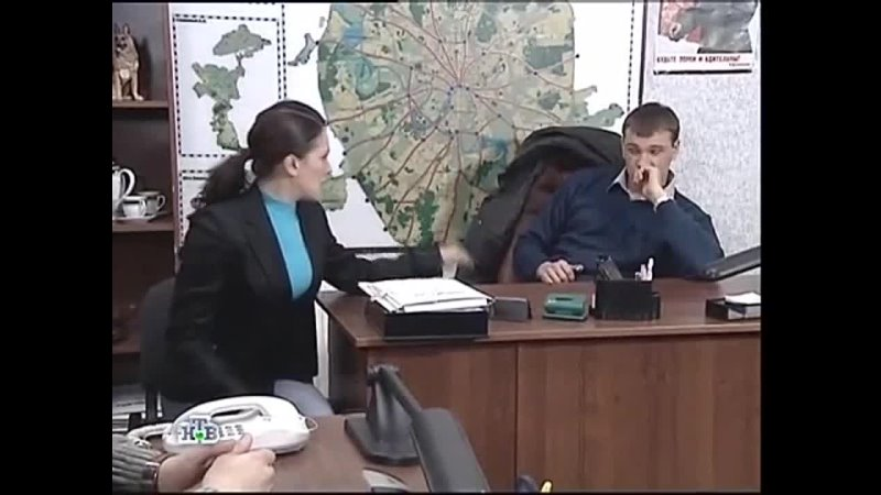 Возвращение Мухтара 5 сезон 77 серия Пластмассовый индеец 360p