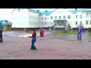В Панаевске состоялось открытие модельной библиотеки