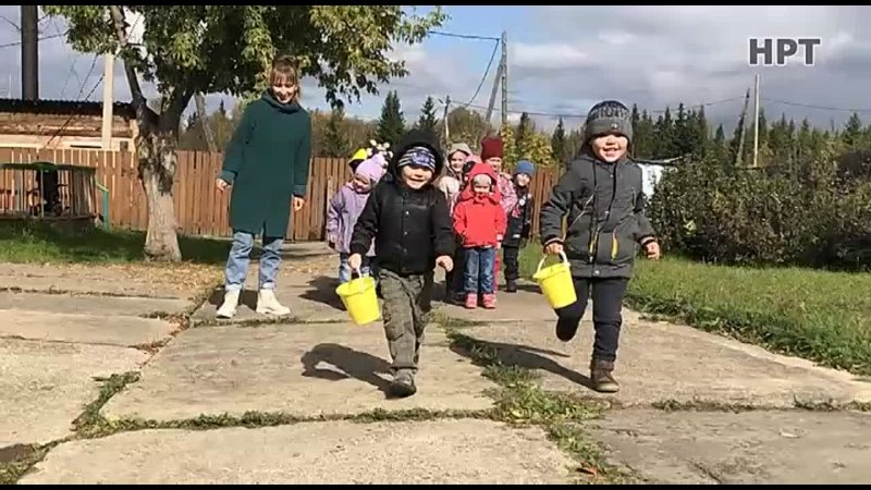 НРТ Новости День работников дошкольного образования