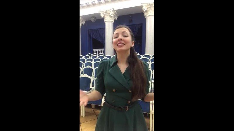 Видео от Геликон опера