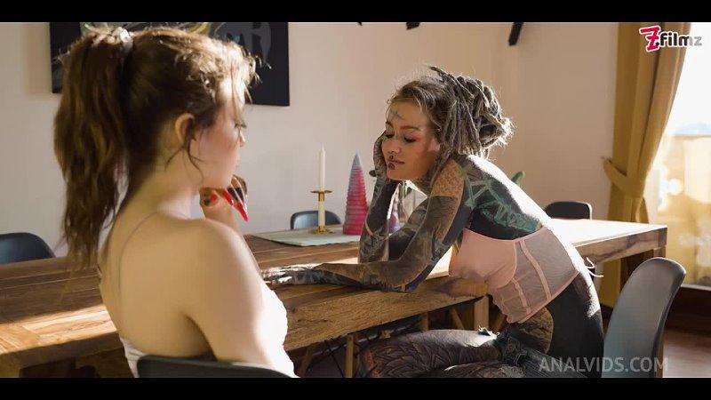 Anuskatzz, Eden Ivy (ANAL gaping tattooed TEENS - SQUIRT, toys, prolapse, ATOGM-Anuskatzz, Eden - goth, punk, alt porn - ZF007)