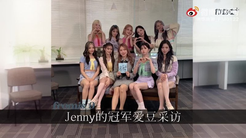 210908 MBCPLUS fromis 9 Interview