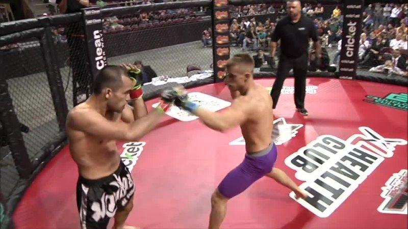 RITC 178 Nolan Fireball Linebaugh vs Kyle The Flyin Hawaiin Kaimiola