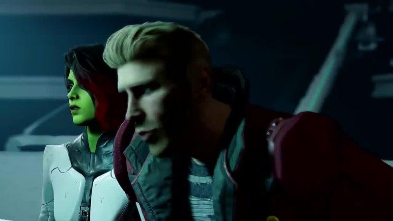 Стражи Галактики Marvel's Guardians of the Galaxy 💥 Русский трейлер 2 4K 💥
