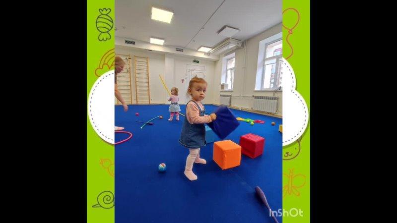 Видео от Игровой центр Детский дворик г Тюмень Лесобаза