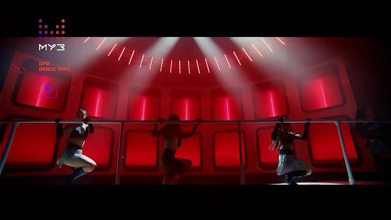 DFM Dance Chart Муз ТВ 21 10 2021 GAVRILINA