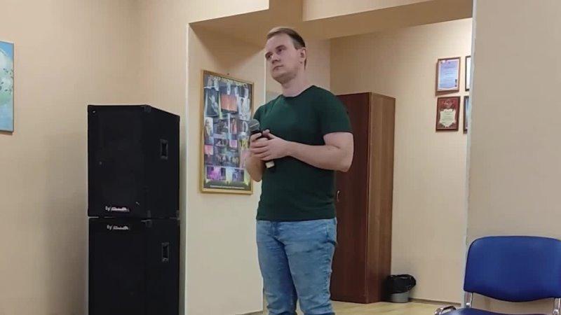 Видео от Студия эстрадного вокала Орфей