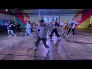 Мастер-класс - Дарья Митина - Hip-Hop