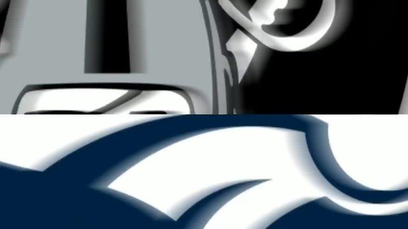 Raiders vs Broncos Неделя 6 Лучшие моменты NFL 2021