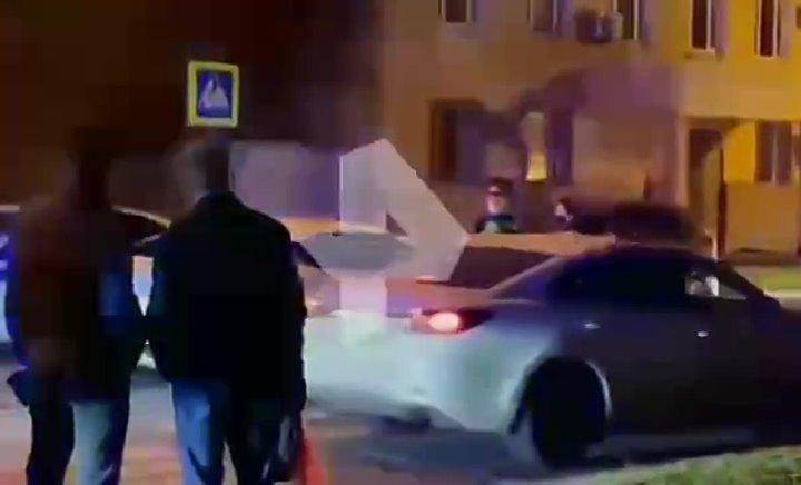 Блогер Ирина Ледник на Bentley сбила 11-летнего ребёнка на зебре на западе Москвы