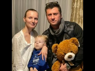 Максима Гришина навестили звездные гости. Двухлетн...