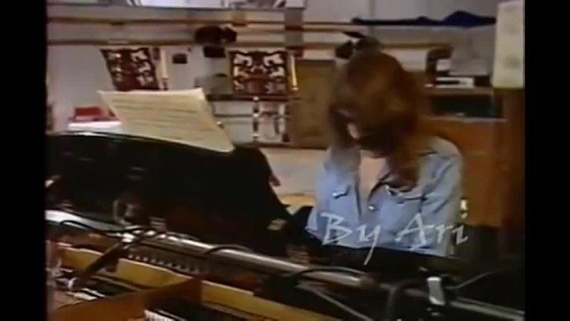 Jon Lord Eberhard Schoener Glenn Hughes David Coverdale perform Mozart in June 1974