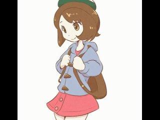 Gloria Pokemon   Pokemon Characters   Pokémon   фэндомы   Marnie Pokemon   Pokémon Ero   Pokémon Gif   gif   Pokemon trainers