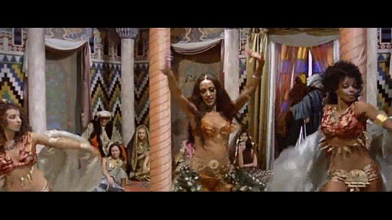 ТЫСЯЧА И ОДНА НОЧЬ УДОВОЛЬСТВИЙ 1972 комедия Антонио Маргерити 720p