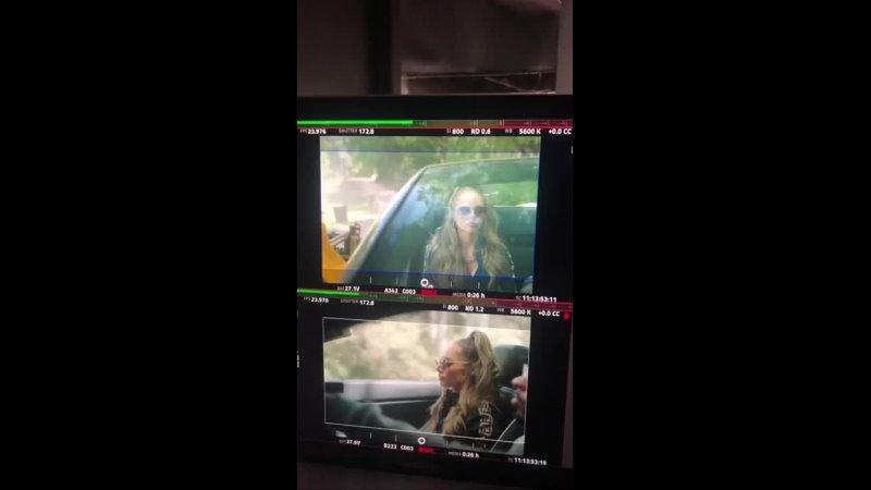 Девять идеальных незнакомцев Съёмки вступительной сцены Джессики и Бена