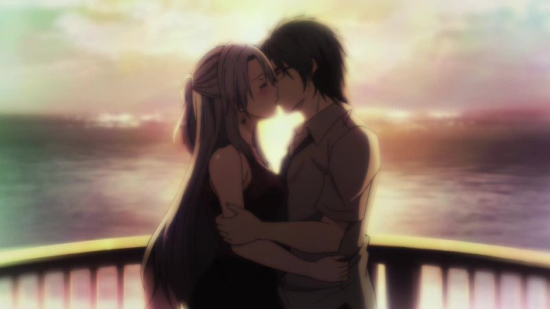 Rikei ga Koi ni Ochita no de Shoumei shitemita r=1 sinθ 2 season Научное доказательство любви Сердце 2 сезон трейлер