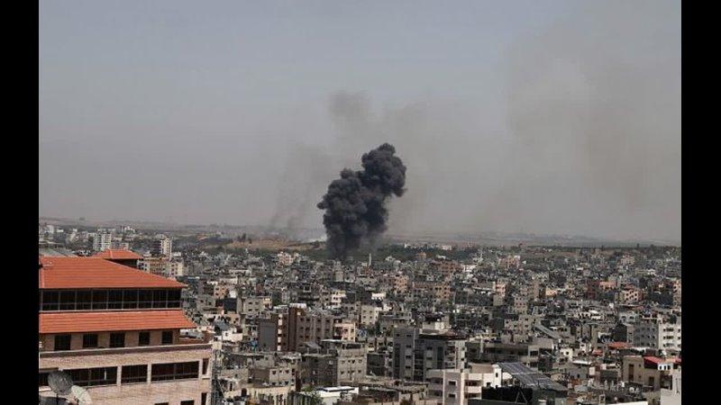Израиль одобрил новые удары по Сектору Газа Под прицелом символы ХАМАСа