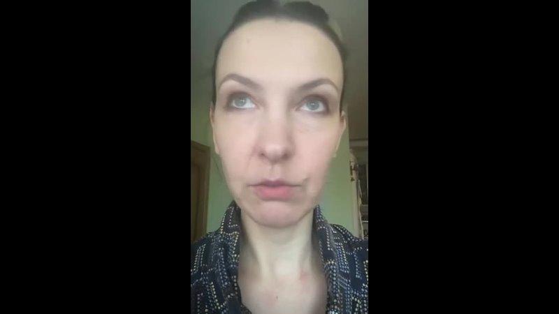 Видео от Ешь пей спи и будь здорова Крупенина Ольга