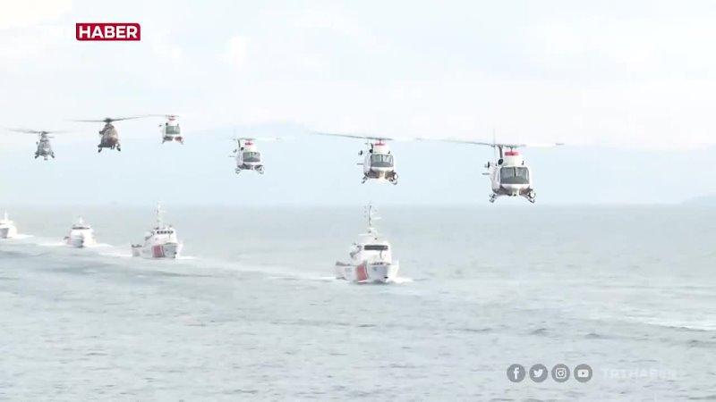 Продукция оборонного назначения Турции представлена на выставке Nusret 2021